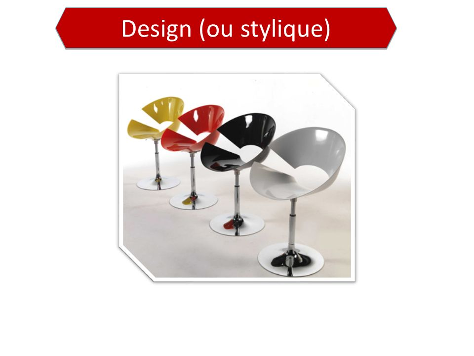 Design (ou stylique)