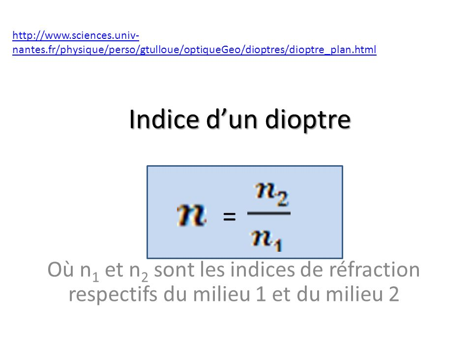 http://www. sciences. univ-nantes