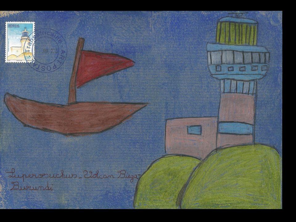 Cher Luperosuchus, C'est un jour sombre, la mer est désertique, aucun bateau à l'horizon.