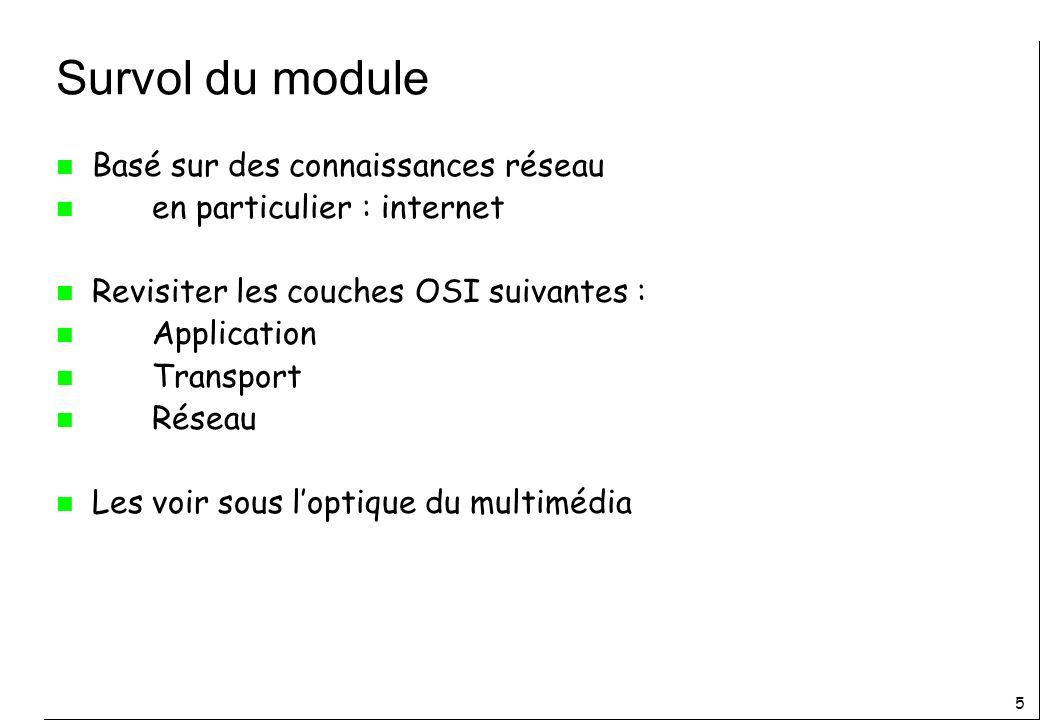 Survol du module Basé sur des connaissances réseau