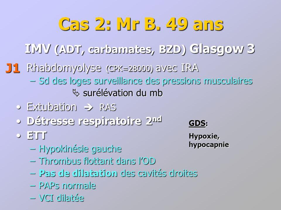 IMV (ADT, carbamates, BZD) Glasgow 3