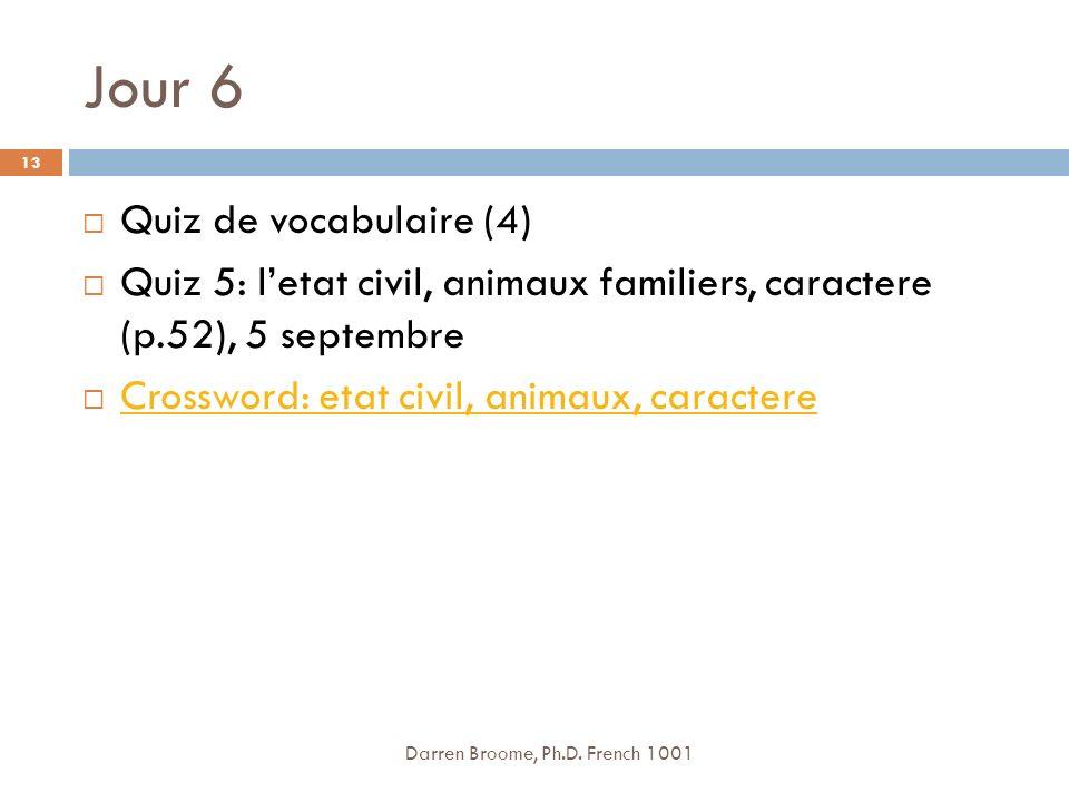 Jour 6 Quiz de vocabulaire (4)