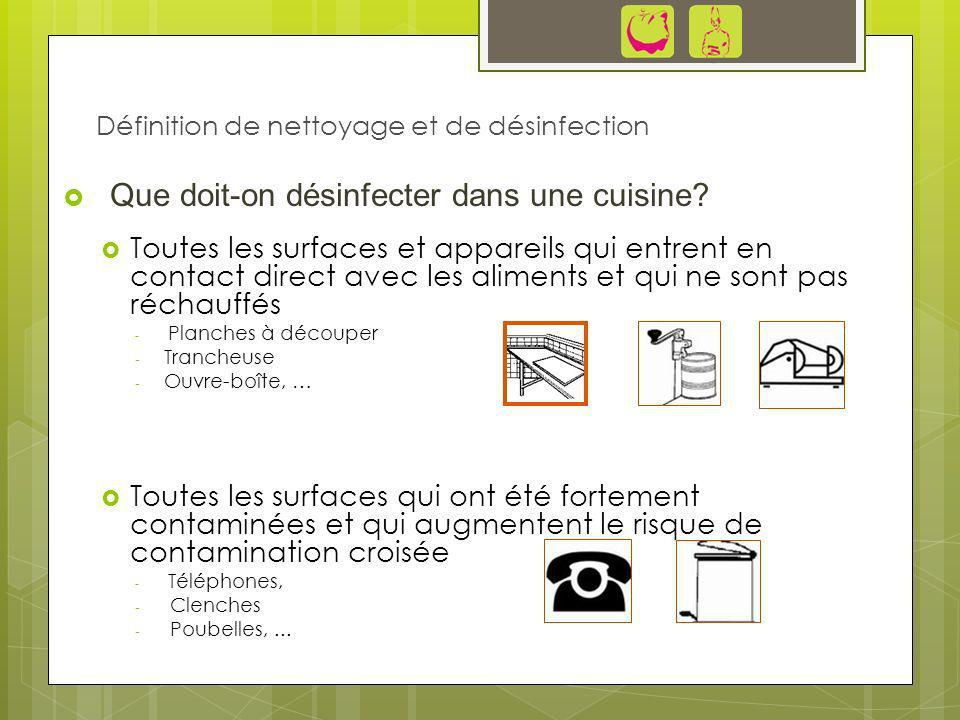 La restauration en maison de repos ppt video online - Plan de nettoyage et desinfection cuisine ...