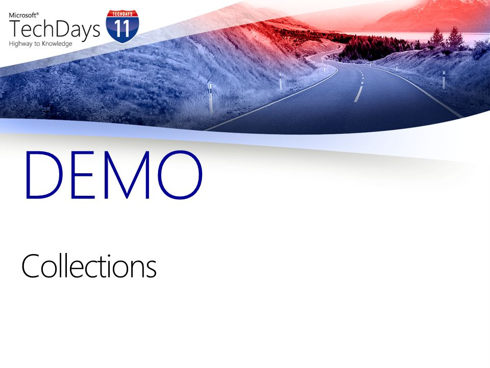 DEMO Collections