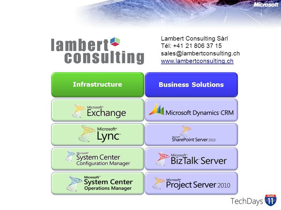 Lambert Consulting Sàrl