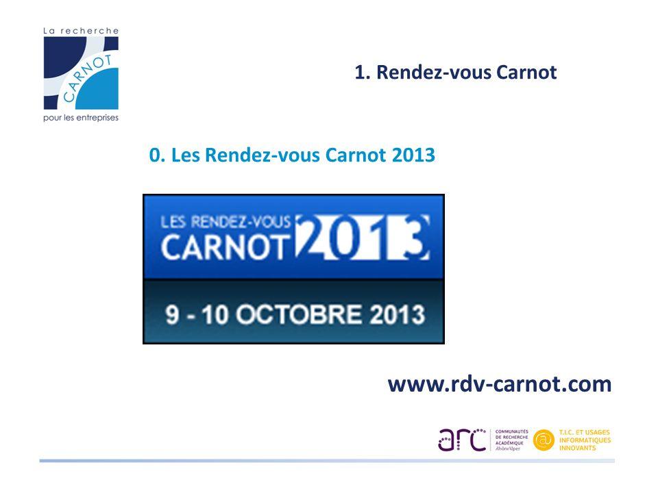 www.rdv-carnot.com 1. Rendez-vous Carnot