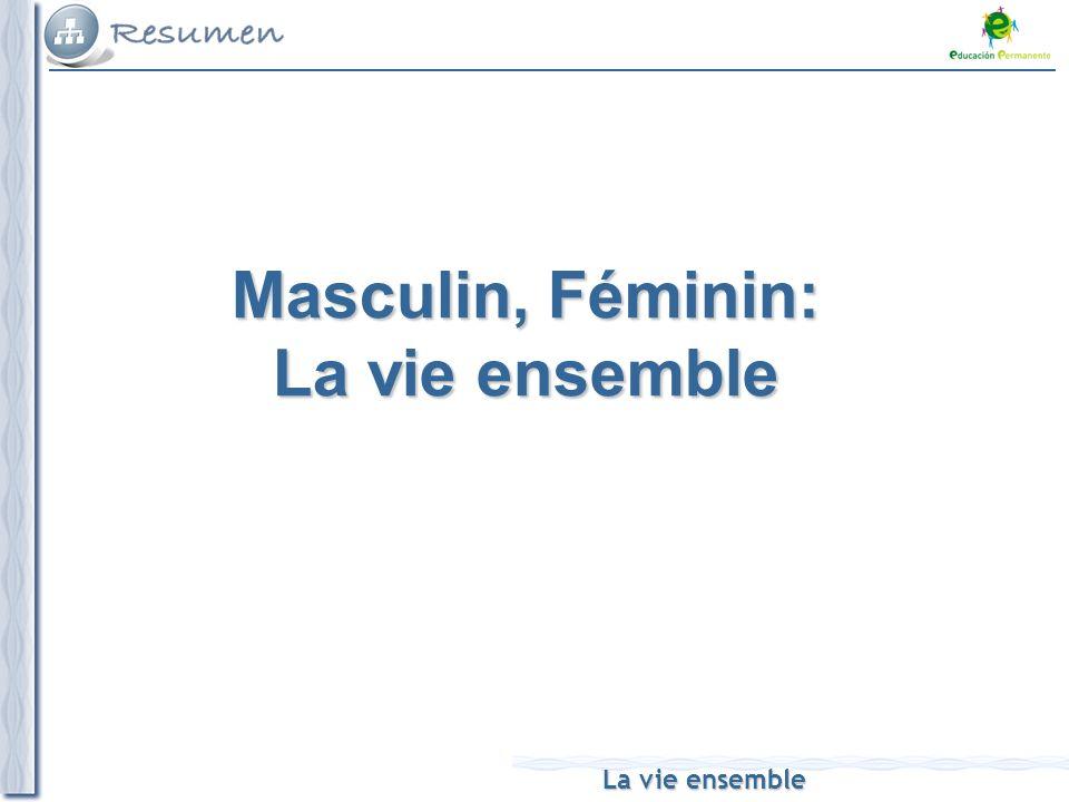 Masculin, Féminin: La vie ensemble
