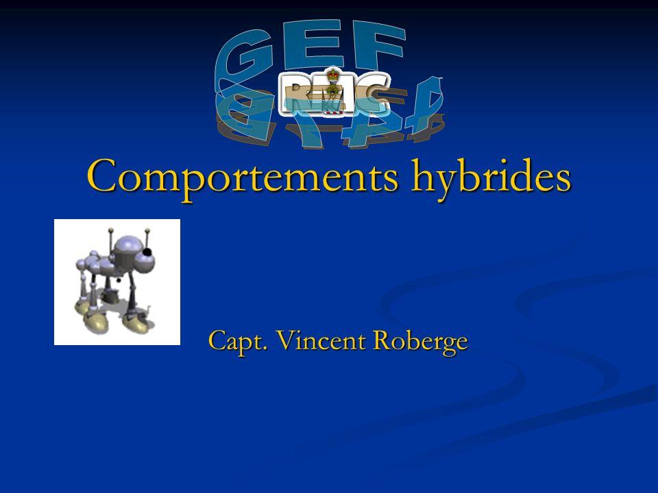 Comportements hybrides