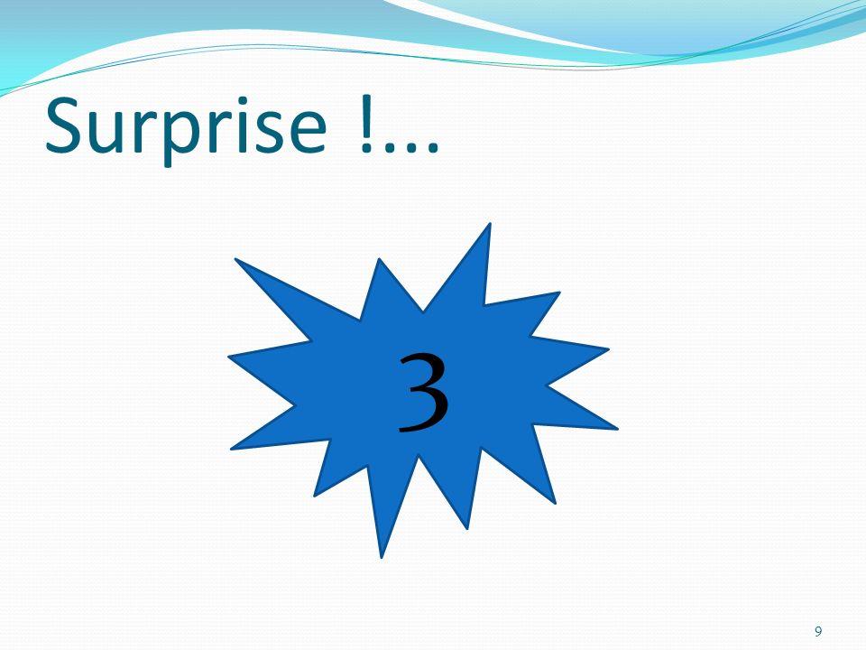 Surprise !... 3