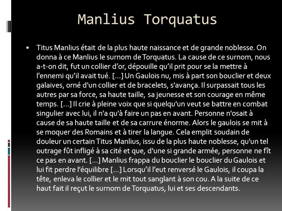 Manlius Torquatus