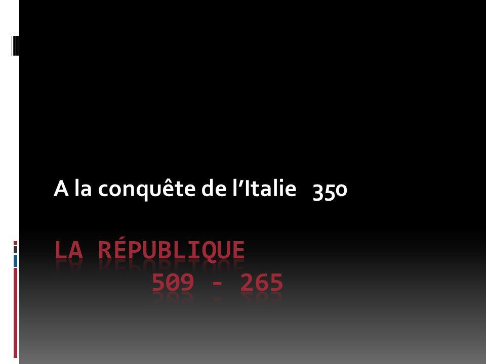 A la conquête de l'Italie 350