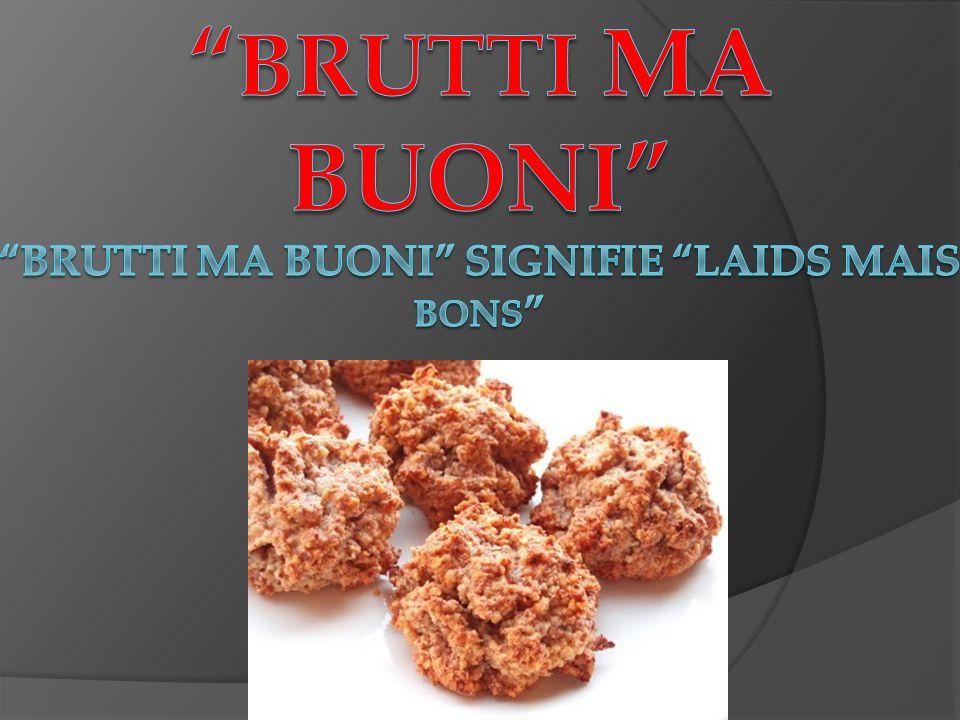 Brutti ma Buoni Brutti ma Buoni signifie laids mais bons