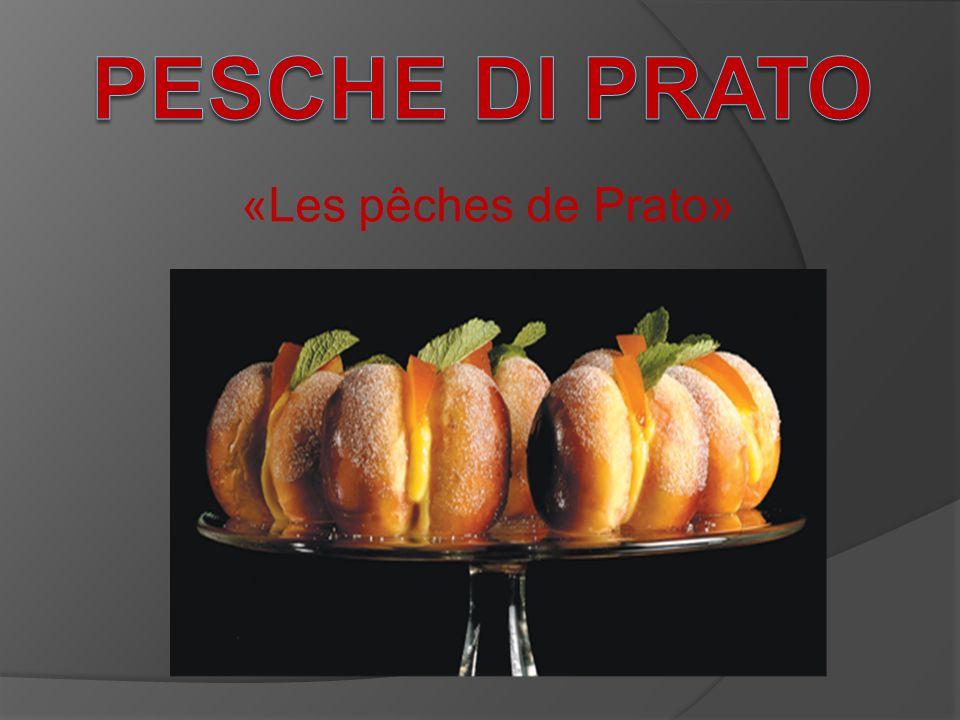 Pesche di Prato «Les pêches de Prato»