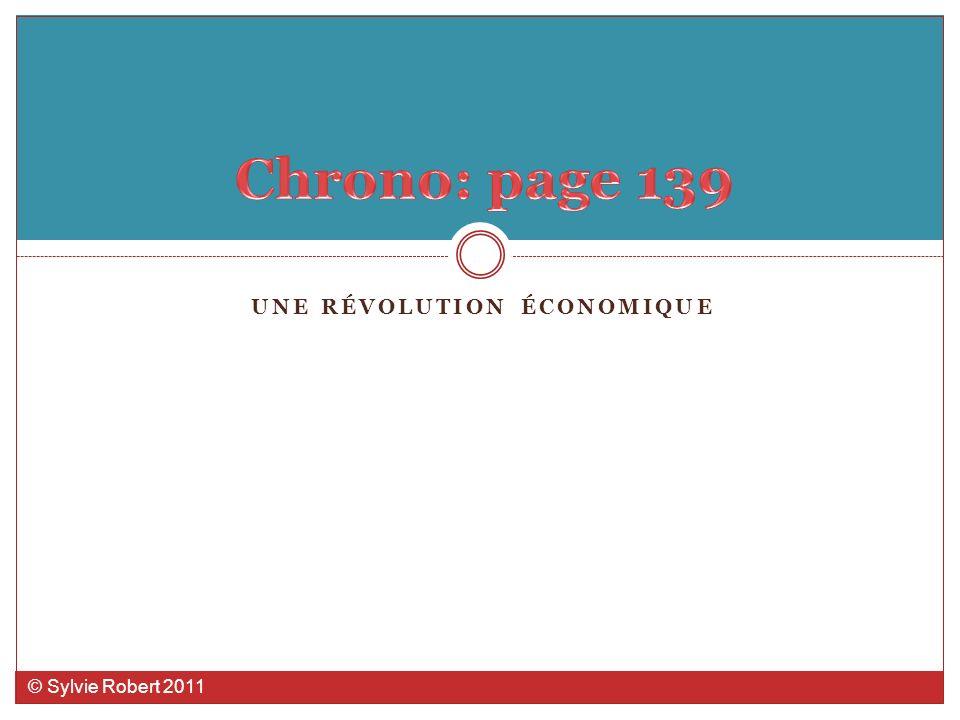 Une révolution économique