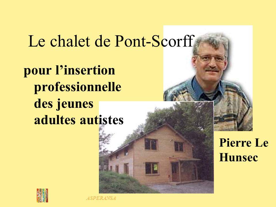 Le chalet de Pont-Scorff