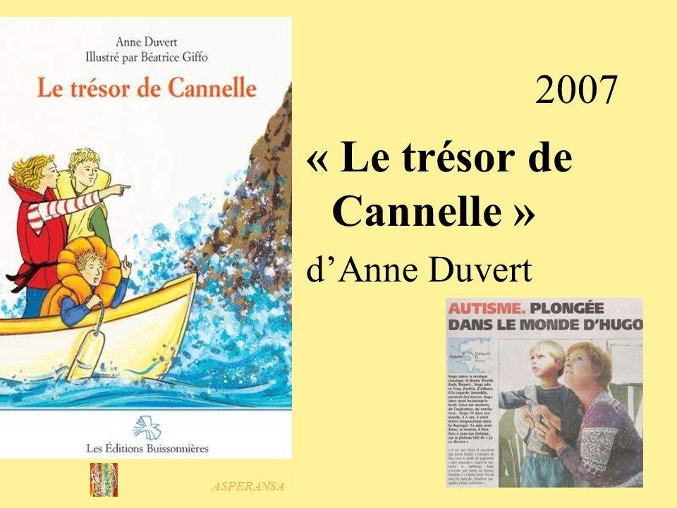 « Le trésor de Cannelle »