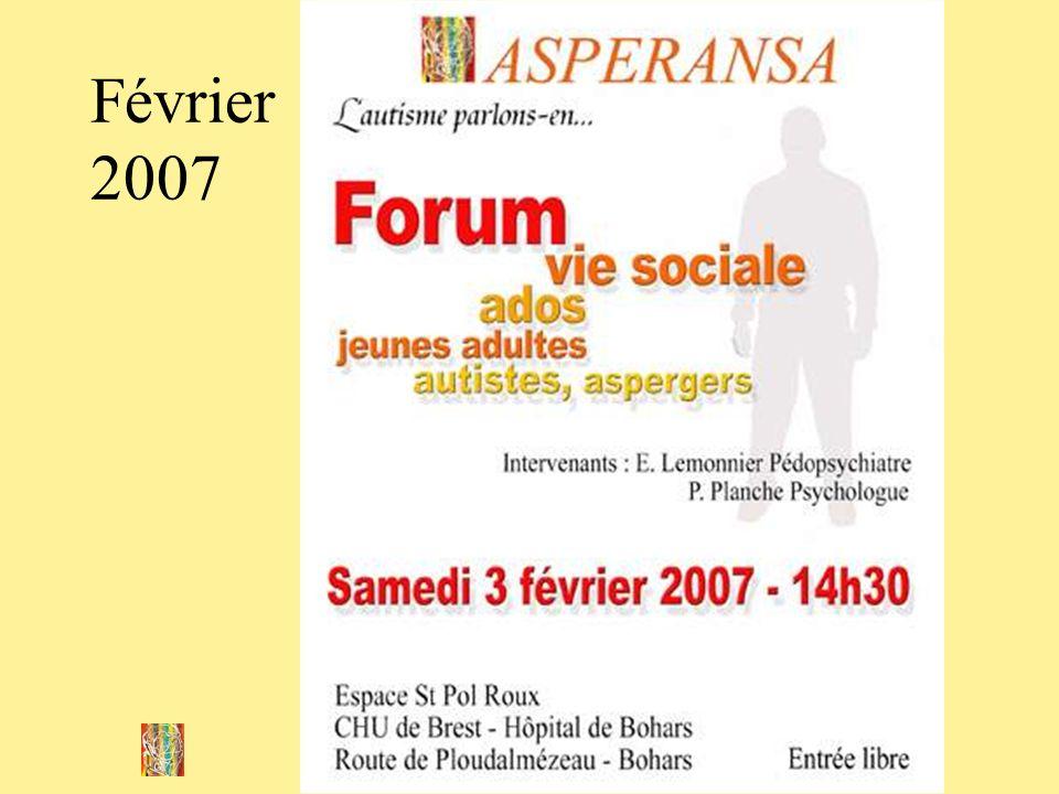 Février 2007 ASPERANSA