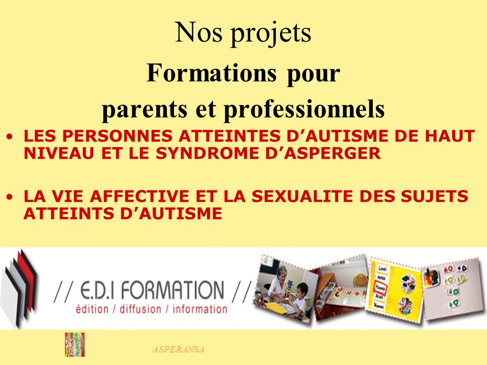 parents et professionnels