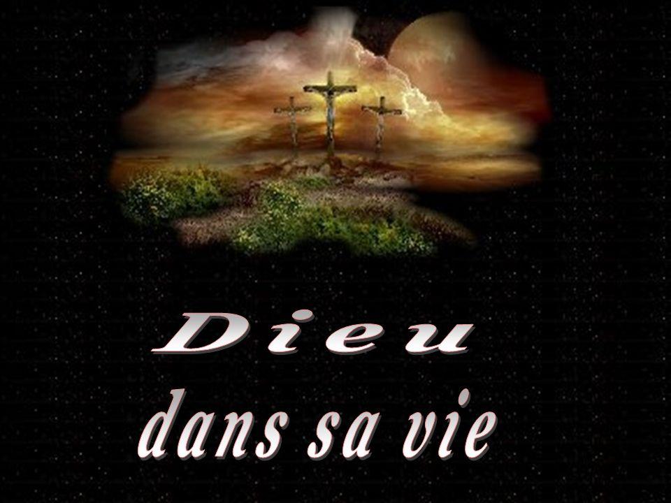 Dieu dans sa vie