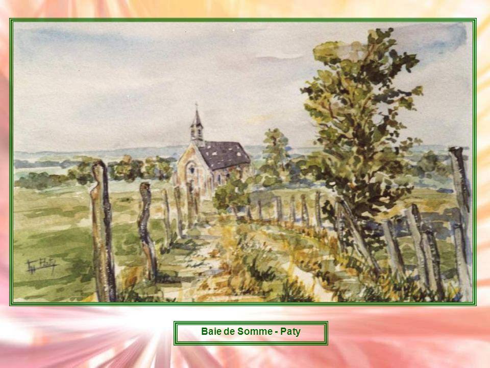 Baie de Somme - Paty
