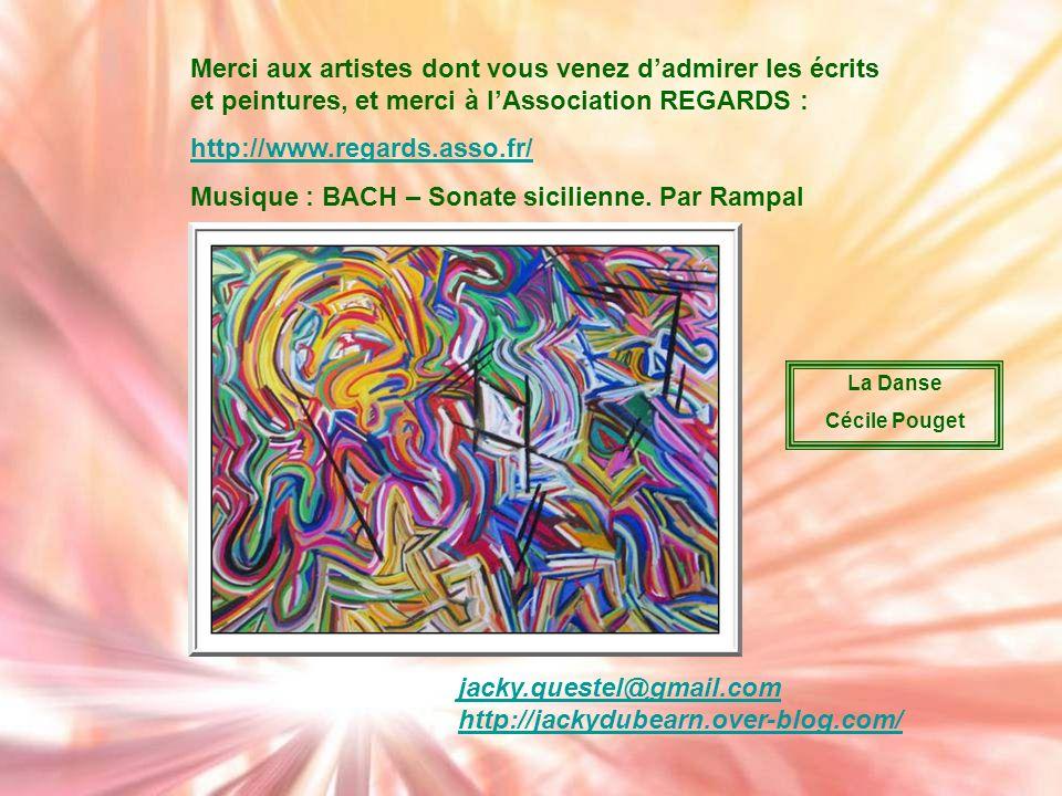 Musique : BACH – Sonate sicilienne. Par Rampal
