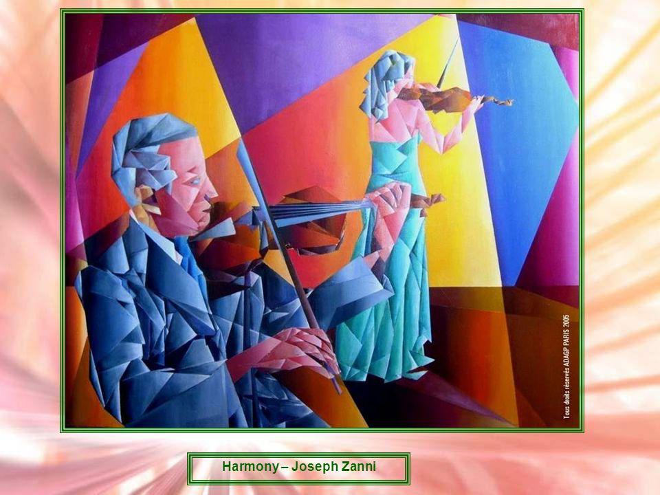 Harmony – Joseph Zanni