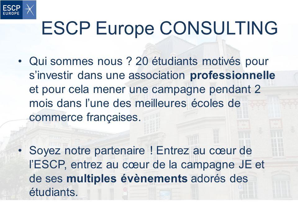 ESCP Europe CONSULTING