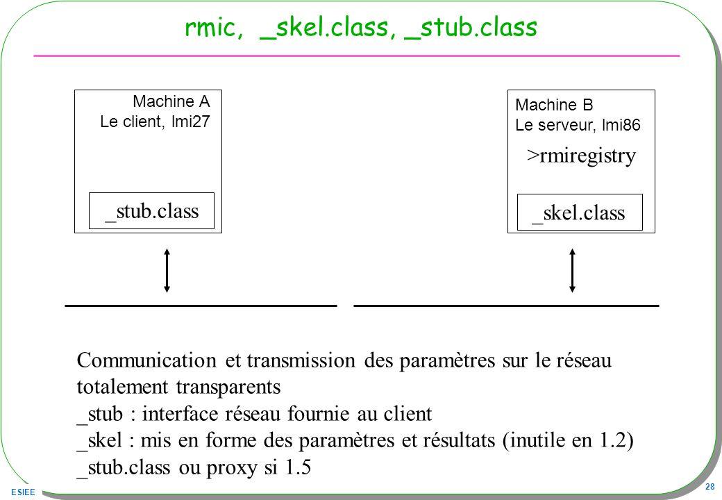 rmic, _skel.class, _stub.class