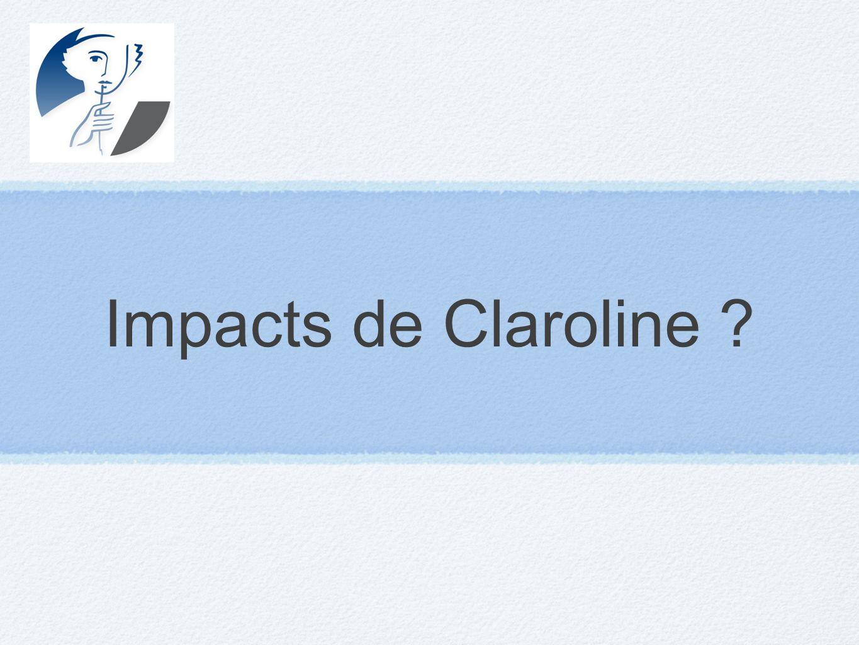 Impacts de Claroline