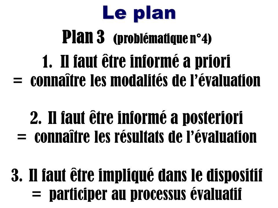 Plan 3 (problématique n°4)