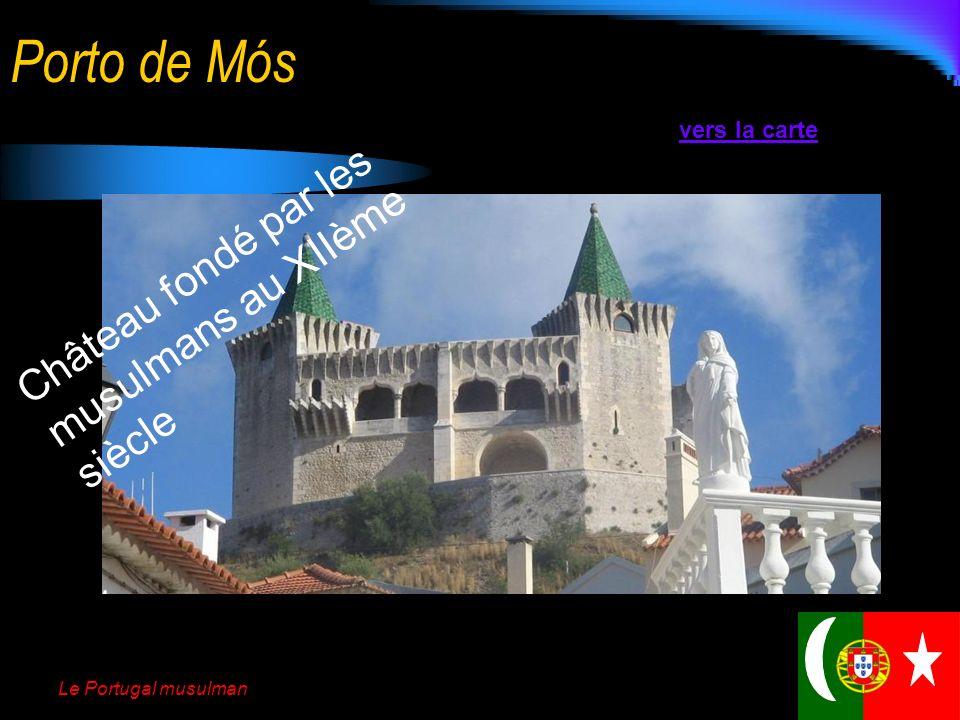 Porto de Mós Château fondé par les musulmans au XIIème siècle