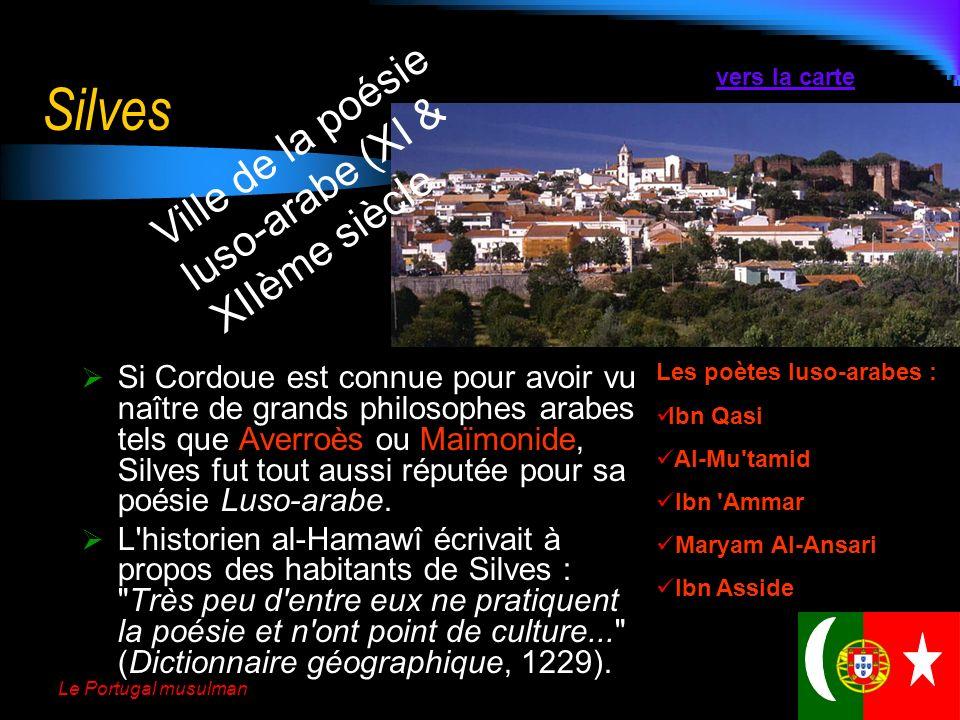Silves Ville de la poésie luso-arabe (XI & XIIème siècle