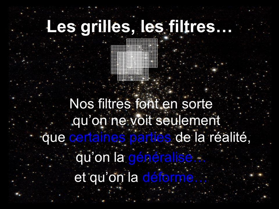 Les grilles, les filtres…