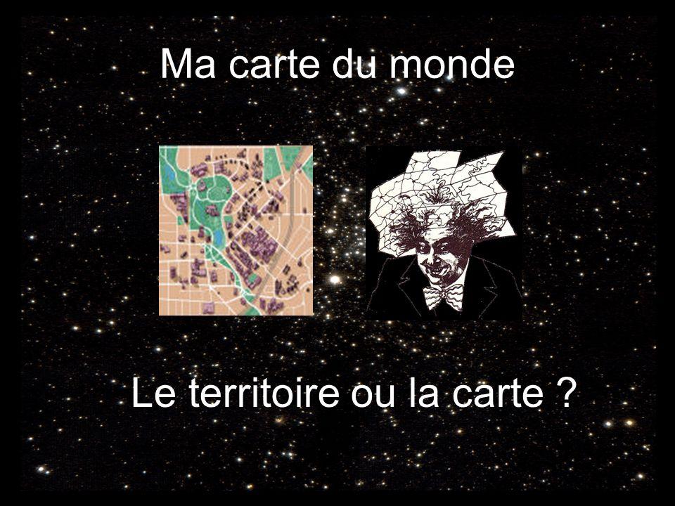 Le territoire ou la carte