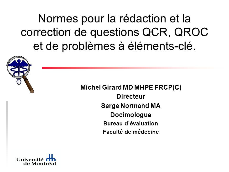 Michel Girard MD MHPE FRCP(C)