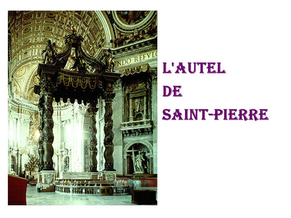 L autel De Saint-Pierre