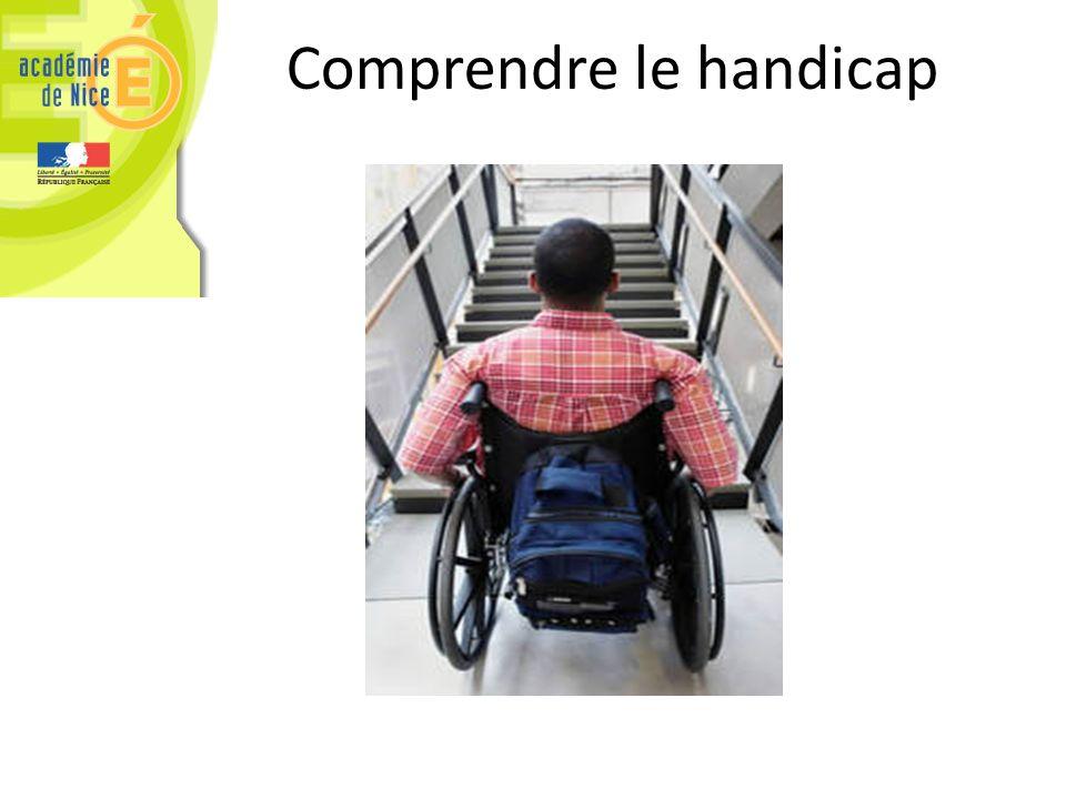 Comprendre le handicap
