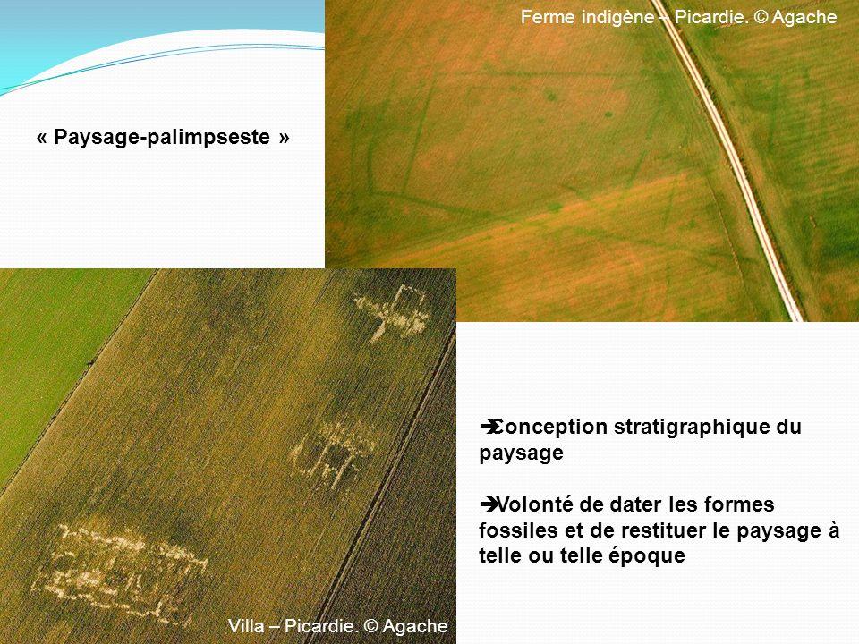 « Paysage-palimpseste »
