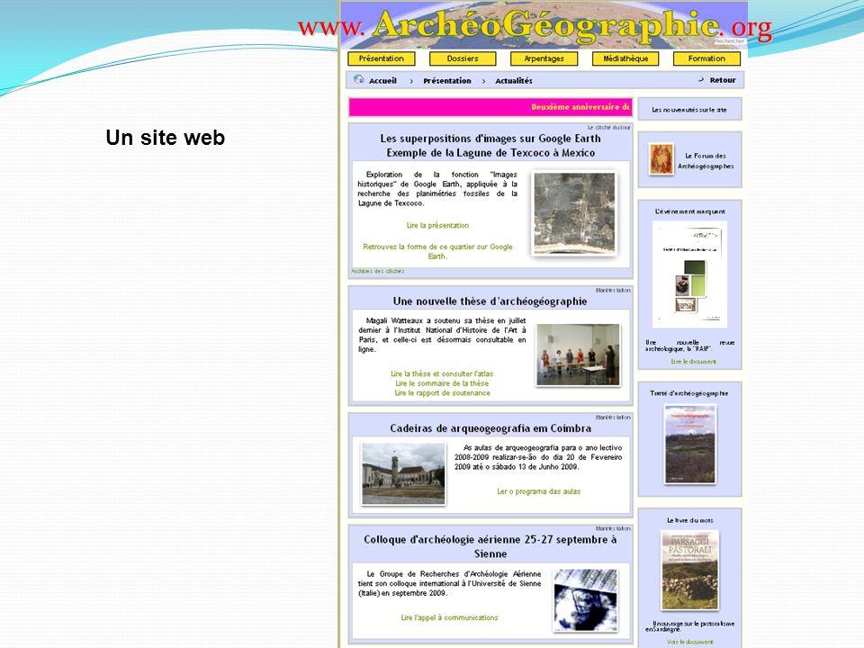 www. . org Un site web