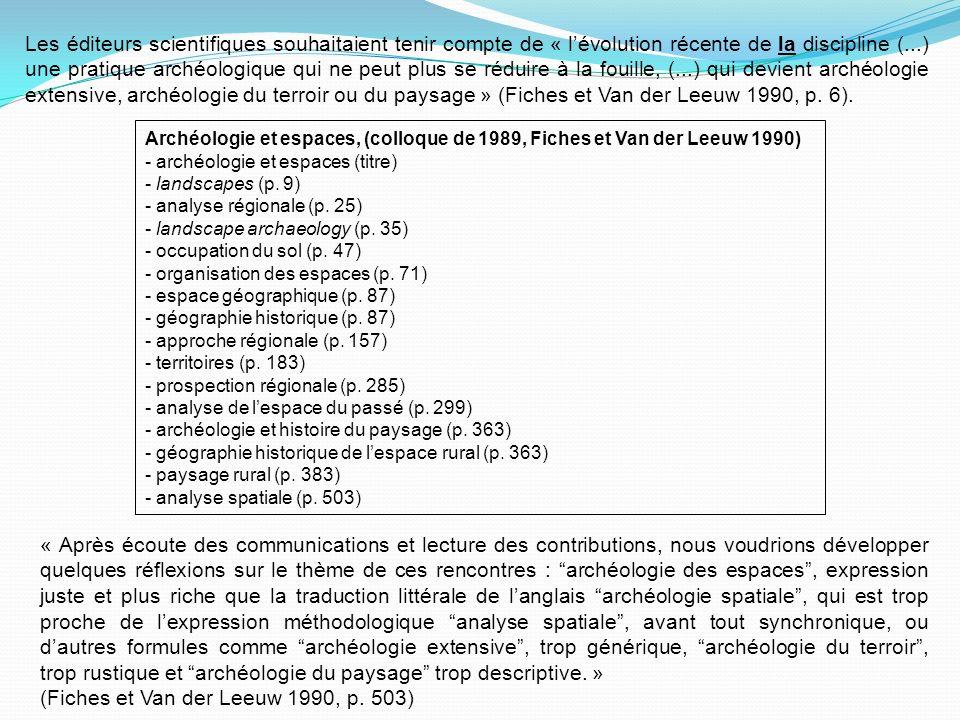 (Fiches et Van der Leeuw 1990, p. 503)