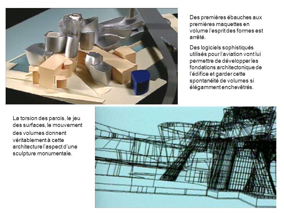Des premières ébauches aux premières maquettes en volume l'esprit des formes est arrêté.