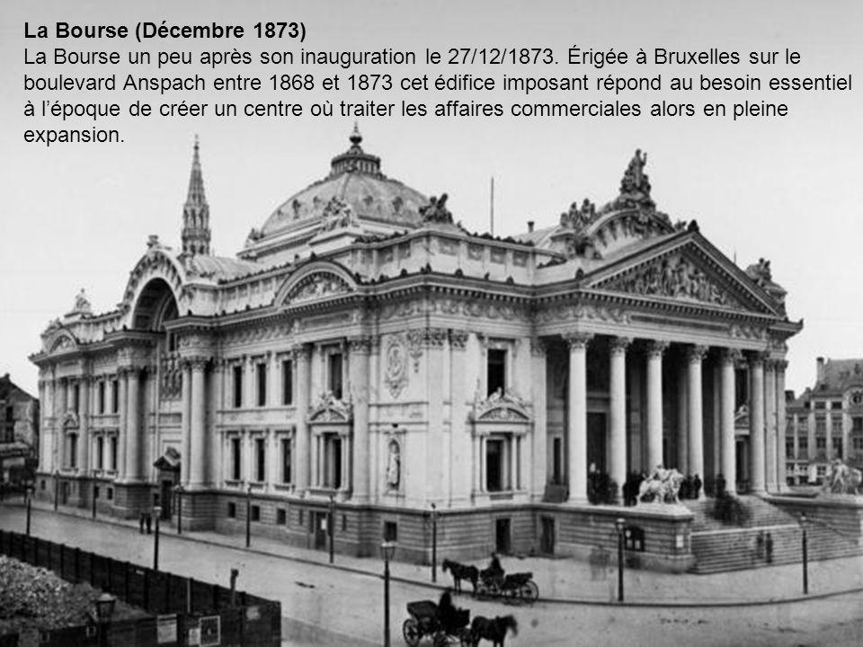 La Bourse (Décembre 1873)