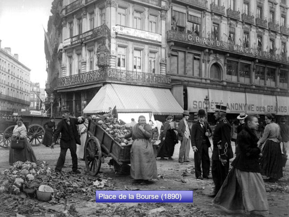 Place de la Bourse (1890)