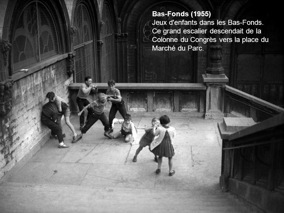Bas-Fonds (1955) Jeux d enfants dans les Bas-Fonds.
