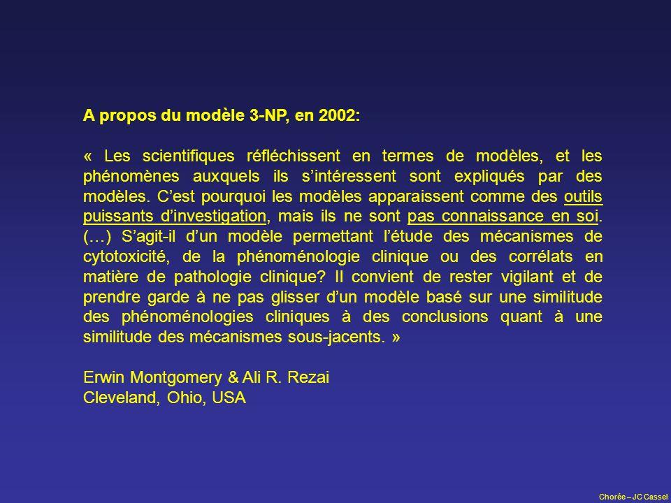 A propos du modèle 3-NP, en 2002: