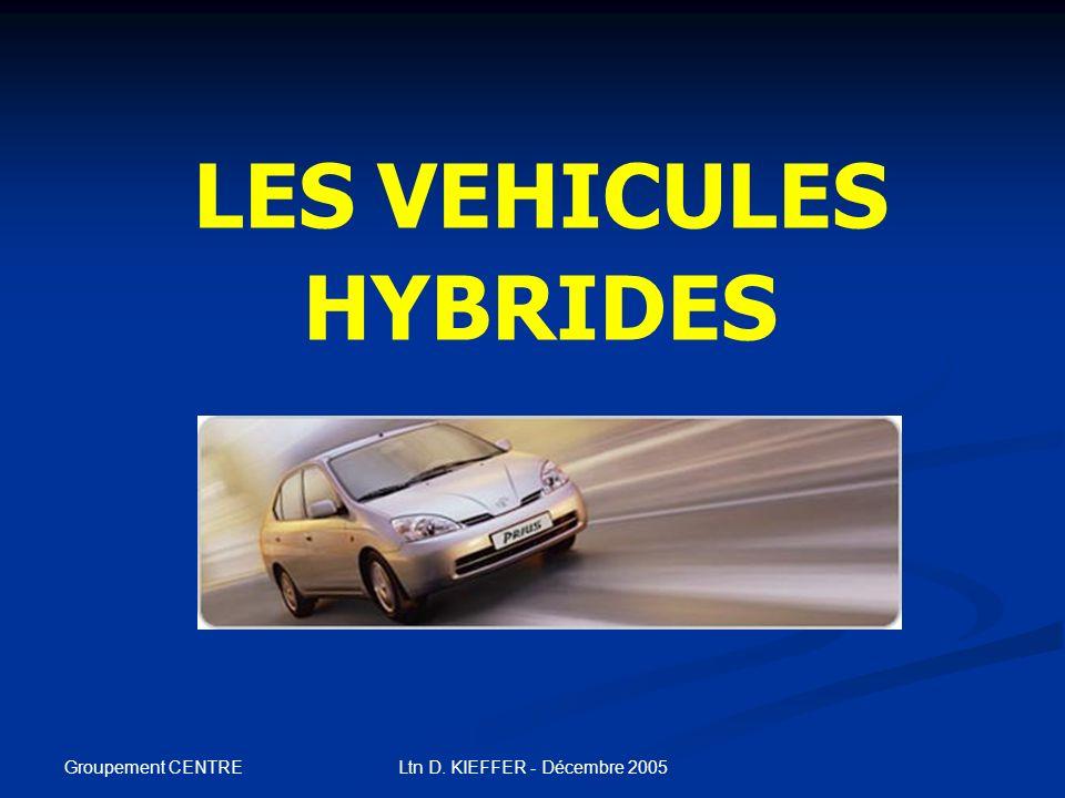 LES VEHICULES HYBRIDES