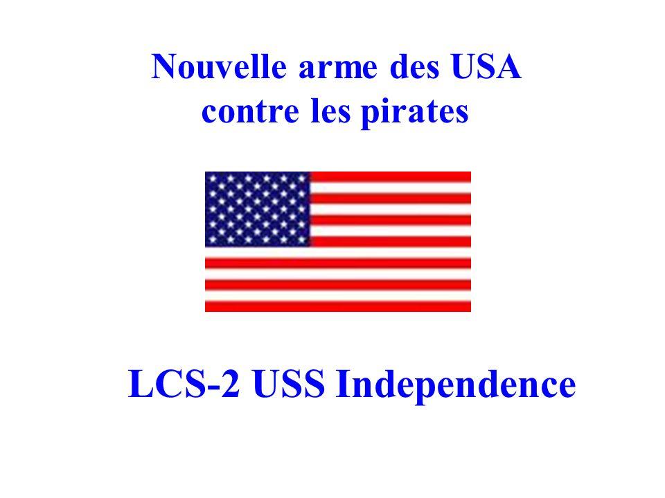 Nouvelle arme des USA contre les pirates
