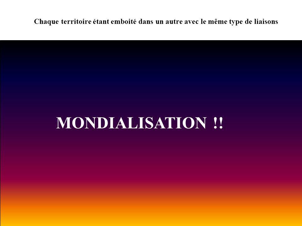 MONDIALISATION !! EUROPE