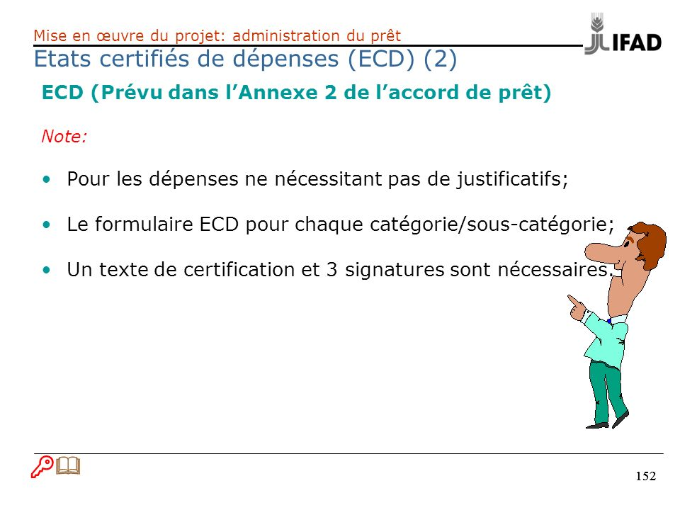 Etats certifiés de dépenses (ECD) (2)