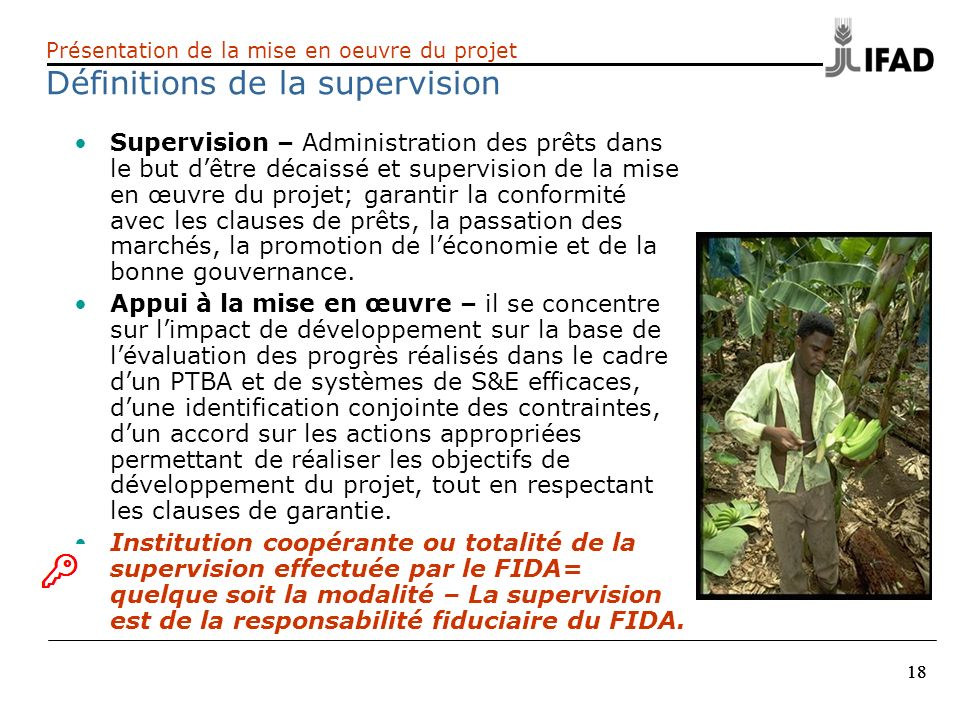 Définitions de la supervision